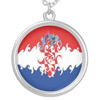 Bandera Gnarly de Croacia Grímpola