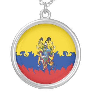Bandera Gnarly de Ecuador Joyería