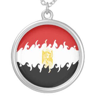 Bandera Gnarly de Egipto Colgantes