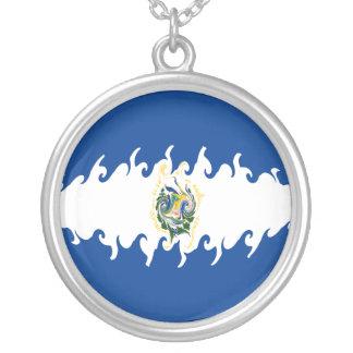 Bandera Gnarly de El Salvador Grimpola