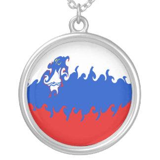 Bandera Gnarly de Eslovenia Pendiente