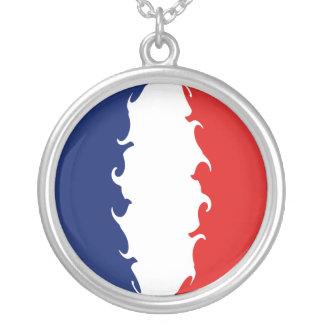 Bandera Gnarly de Francia Pendiente