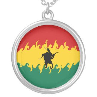 Bandera Gnarly de Ghana Joyeria Personalizada