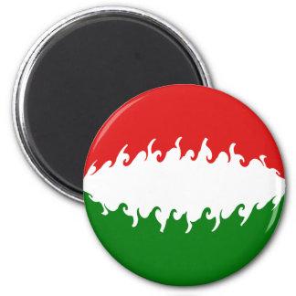 Bandera Gnarly de Hungría Iman