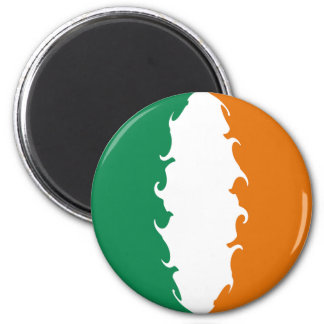 Bandera Gnarly de Irlanda Imanes De Nevera