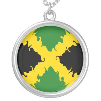 Bandera Gnarly de Jamaica Collar