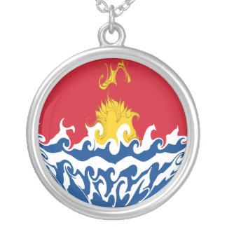 Bandera Gnarly de Kiribati Joyerias