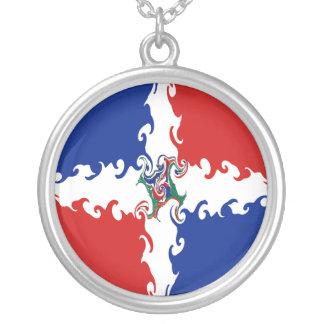 Bandera Gnarly de la República Dominicana Pendiente