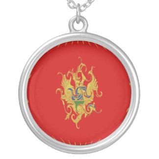 Bandera Gnarly de Montenegro Colgante Personalizado