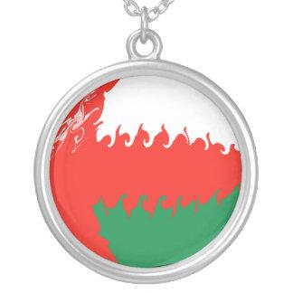 Bandera Gnarly de Omán Pendientes