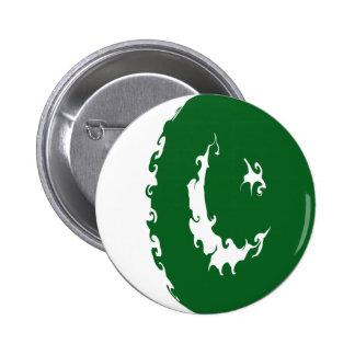 Bandera Gnarly de Paquistán Pins