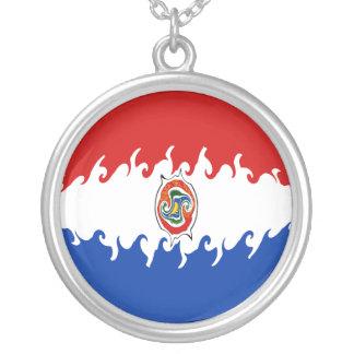 Bandera Gnarly de Paraguay Grimpola Personalizada