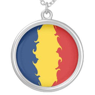 Bandera Gnarly de República eo Tchad Collares