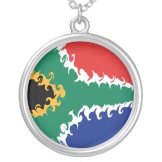 Bandera Gnarly de Suráfrica Collar