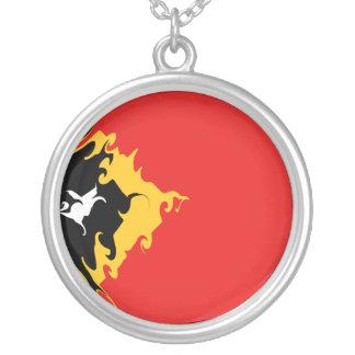 Bandera Gnarly de Timor Oriental Grimpolas Personalizadas