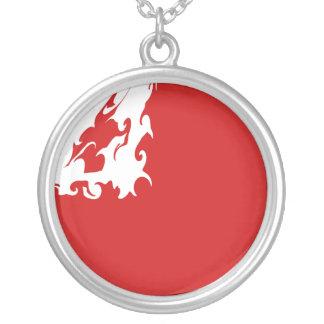 Bandera Gnarly de Tonga Collar