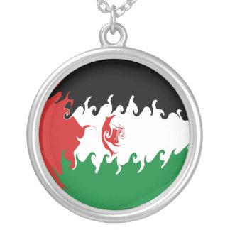 Bandera Gnarly de Western Sahara Joyería