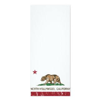 bandera hollywood del norte de California apenado Comunicado Personal