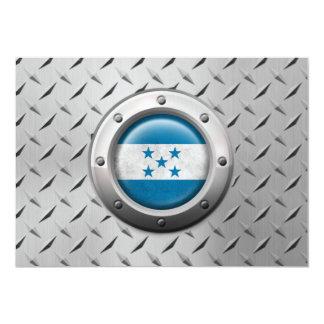 Bandera industrial de Honduras con el gráfico de Invitación 12,7 X 17,8 Cm