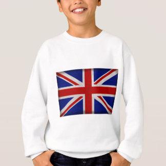 Bandera Inglesa de Inglaterra urdida Sudadera