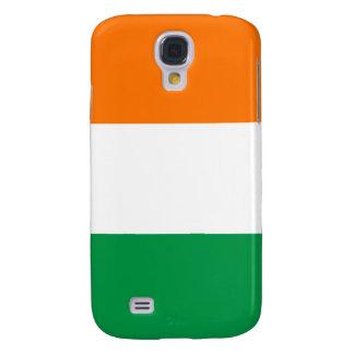 Bandera irlandesa carcasa para galaxy s4