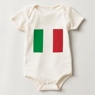 Bandera italiana - bandera de Italia - Italia Body Para Bebé
