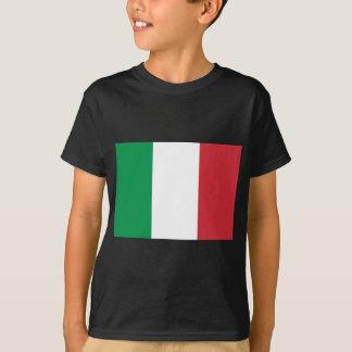 Bandera italiana - bandera de Italia - Italia Camiseta