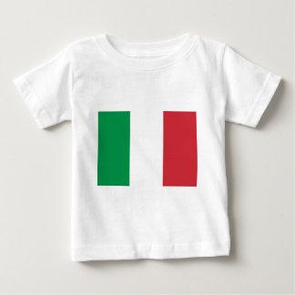 Bandera italiana - bandera de Italia - Italia Camiseta De Bebé
