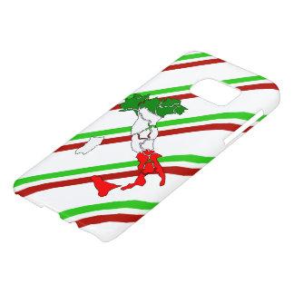 Bandera italiana de las rayas funda samsung galaxy s7