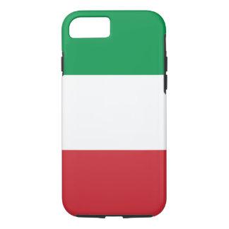 Bandera italiana funda para iPhone 8/7