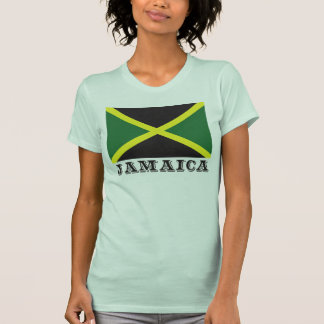 Bandera jamaicana camisas