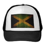 Bandera jamaicana gorros bordados