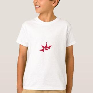 Bandera Japón-Asiática Camiseta