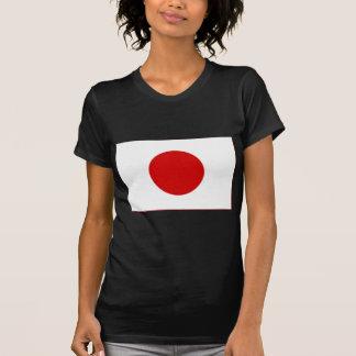 Bandera japonesa camiseta