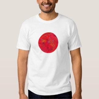 Bandera japonesa - Hinomaru Camisetas