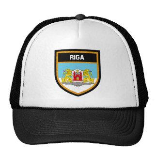 Bandera l de Riga Gorra