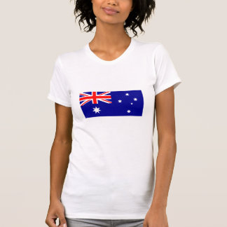 Bandera nacional de Australia Camiseta