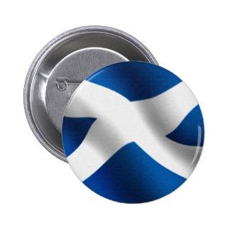 Bandera nacional de Escocia y de St Andrew patriót Pins