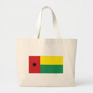 Bandera nacional de Guinea-Bissau Bolsa Tela Grande