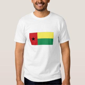 Bandera nacional de Guinea-Bissau Camisetas