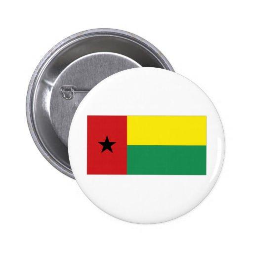 Bandera nacional de Guinea-Bissau Pins