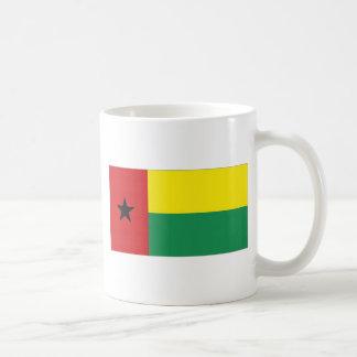 Bandera nacional de Guinea-Bissau Tazas De Café