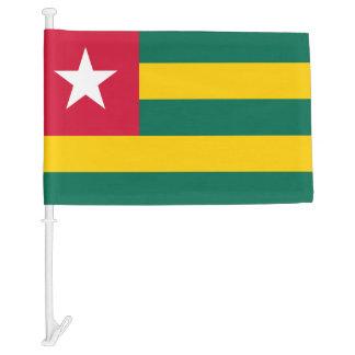 Bandera nacional del mundo de Togo