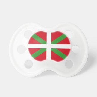 Bandera nacional del país vasco: Ikurriña, Chupetes Para Bebes