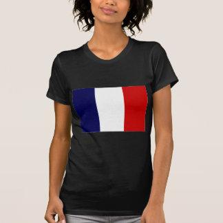 Bandera nacional francesa francesa de Polinesia Camiseta