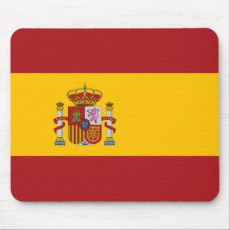 Bandera nacional Mousepad de España