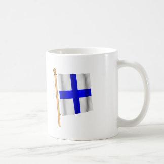 Bandera náutica 'X Taza De Café