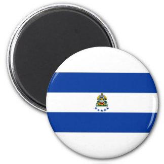 Bandera naval de Honduras Iman De Frigorífico