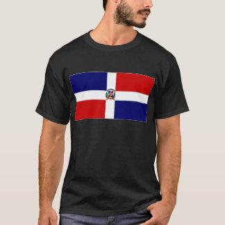 Bandera naval de la República Dominicana Camiseta