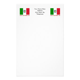 Bandera oficiosa de Baja California Sur Papeleria Personalizada